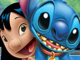 Lilo and Stitch: Three in a Row