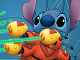 Lilo and Stitch: Laser Attack