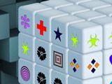 Игра Объёмный Маджонг 3Д