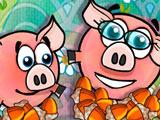 Игра Свинки 3: Орехи