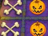 Игра Крестики Нолики: Хэллоуин