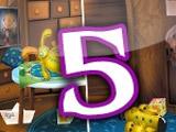 Игра Лунтик: Найди 5 Предметов