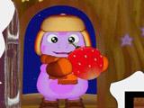 Игра Пазл: Лунтик с Клубничкой