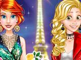 Шоппинг в Европе с Принцессами