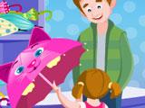 Игра Магазин Зонтиков для Детей