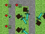 Игра Майнкрафт: Защити Свой Дом