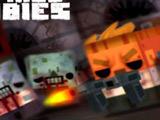 Игра Майнкрафт: Пиксельные Зомби