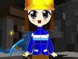 Игра Майнкрафт: Одевалка Девочки