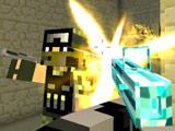 Игра Майнкрафт: Пиксельная Война 5