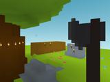 Игра Майнкрафт: Скайкрафт