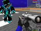 Игра Майнкрафт: Стрелялка Героев
