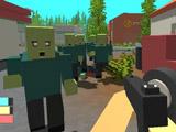 Игра Майнкрафт: Мир Зомби 3Д