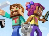 Игра Майнкрафт: Соедини Блоки
