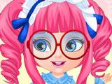 Малышка Барби: Костюмы Манга