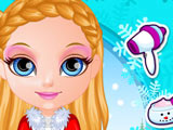 Малышка Барби: Зимние Косичики