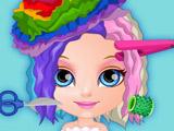 Малышка Барби: Смелые Прически