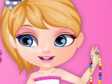 Игра Ожерелье для Малышки Барби