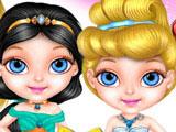 Малышка Барби Принцесса Диснея