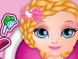 Малышка Барби: Летние Прически