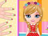 Малышка Барби: Маникюр Каваи