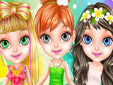 Малышка Барби в Салоне Феи