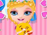Малышка Барби: Подушку-смайлик
