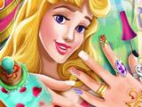Игра Маникюр для Принцессы Авроры