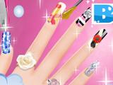 Игра Маникюр: Модные Ногти
