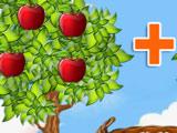 Математическая: Посчитай Яблоки