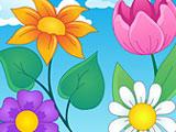 Игра Луговые Цветы