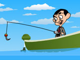 Mr. Bean Fishes