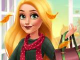 Игра Осенняя Мода от Блондинки