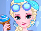 Игра Модные Очки Эльзы и Анны