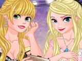 Коллекция Зимних Платьев Принцесс