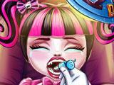 Игра Малышка Лечит Зубы