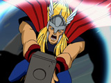 The Avengers: Thor Defends Asgard