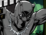Black Panther: Jungle Chase
