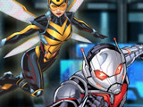 Ant-Man and The Wasp: Robots Attack