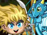 Игра Рыцарь и Маленький Дракон