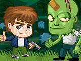Игра на Двоих: Ироничный Зомби