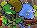 Игра Приключение Дино Отряда 2