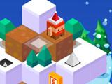 Игра Рождественский Прыг - Скок