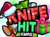 Игра Метание Ножа: Рождество