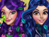 Descendants: Real Makeup