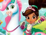 Игра Принцесса Нелла: Роллерфест