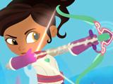 Игра Нелла: Соедини Мишени
