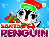 Игра Новый Год: Санта Пингвин