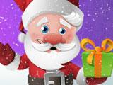 Игра Новый Год: Помоги Санте