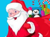 Игра Санта Развозит Подарки
