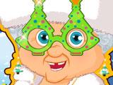 Новый Год: Одень Миссис Клаус